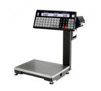 Весы ВПМ-6.2-Ф1 с печатью этикеток фасовочные с подмоткой электронные до до 6 кг