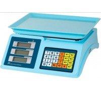 Весы ВР 4900-15-2/5АБ-14 электронные торговые без стойки до 15кг