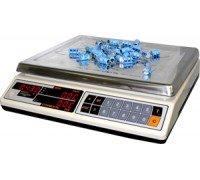 Весы ВР06 МС-15/1-АВ электронные торговые до 15 кг без стойки