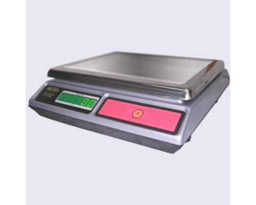Весы ВР06 МС- 3/0,5-БР электронные фасовочные до 3 кг