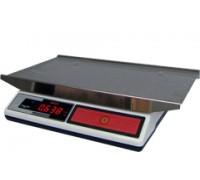Весы ВР05 МС-32/2-СР электронные фасовочные до 32 кг увеличенная платформа