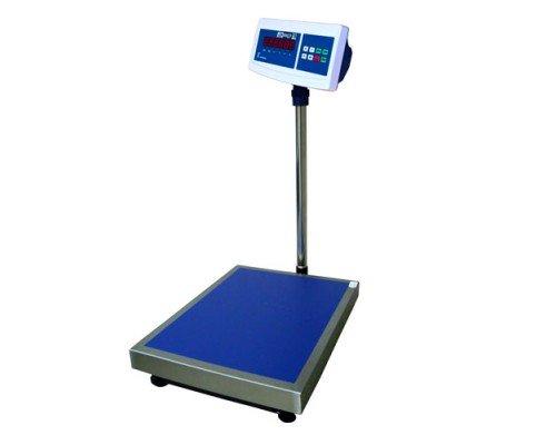 Весы МП 150 ВДА Ф-2 50/450х600 Гулливер 06 напольные электронные до 150 кг