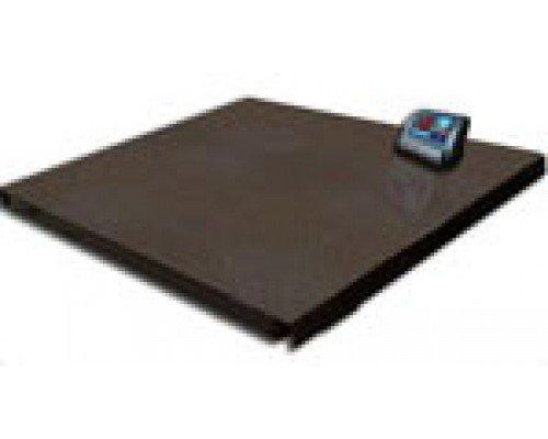 Весы МП 1000 ВЕДА-Ф1 платформа 1500х1500, Циклоп012