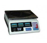 Весы МТ 30 В1ЖА/10/340х230 Базар электронные фасовочные до 30 кг
