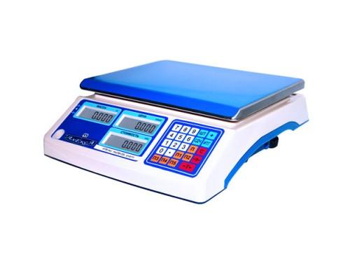Весы МТ 30 МДА 10/230х290 Алекса электронные торговые без стойки до 30 кг