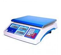 Весы МТ 6 МЖА 1/2/230х320 Гастроном электронные торговые без стойки до 6 кг