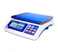 Весы МТ 15 В1ДА 5/230х320 Гастроном электронные фасовочные без стойки до 15 кг