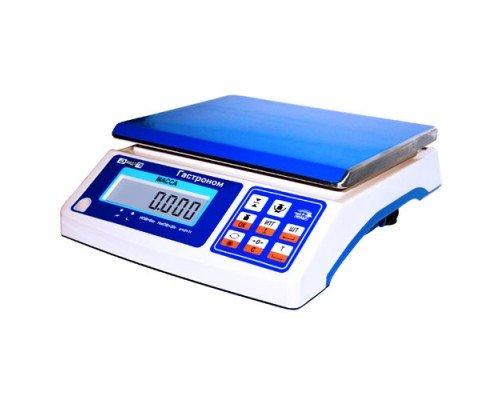 Весы МТ 15 В1ДА 5/230*290 Алекса электронные фасовочные до 15кг без стойки