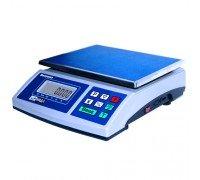 Весы МТ 15 В1ЖА 220х270 Витрина 4 электронные фасовочные без стойки до 15 кг