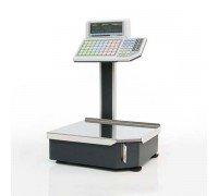 Весы Штрих-принт 15-2.5 Д1И1 4.5 с печатью этикеток