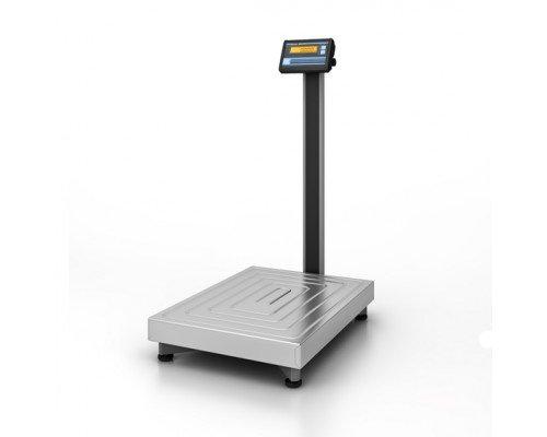 Весы Штрих МП 150-20.50 АГ1 (Лайт) электронные напольные со стойкой до 150 кг
