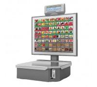 Весы Штрих-принт С 15-2.5 Д1И1 120МК 4.5 с печатью этикеток
