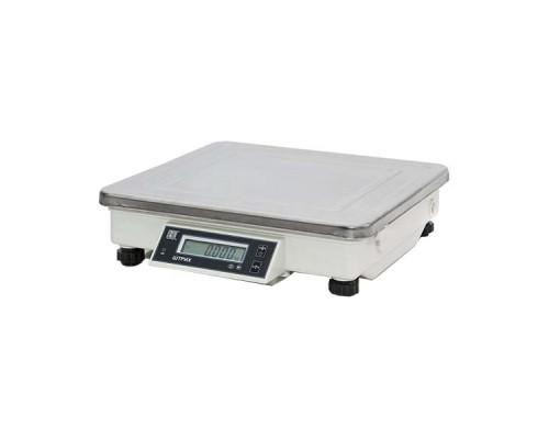 Весы Штрих МII 15-2.5 электронные фасовочные без стойки до 15 кг
