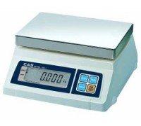 Весы CAS SW-02 SD электронные фасовочные до 2 кг