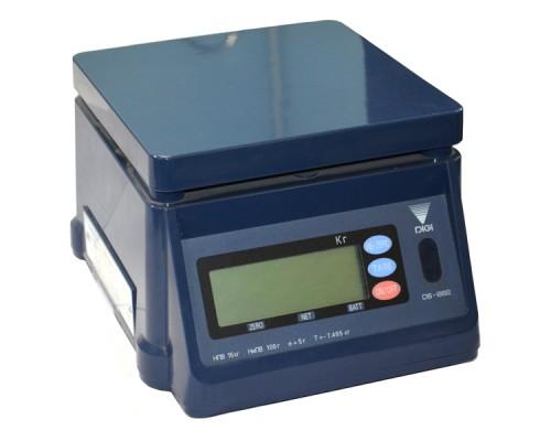 Весы DS-682- 6 К электронные фасовочные до 6 кг