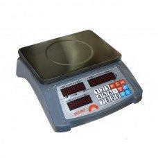 Весы Foodatlas YZ-506 электронные торговые без стойки до 15 кг