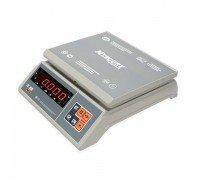 Весы M-ER 326AFU-3.01 LED электронные фасовочные до 3 кг