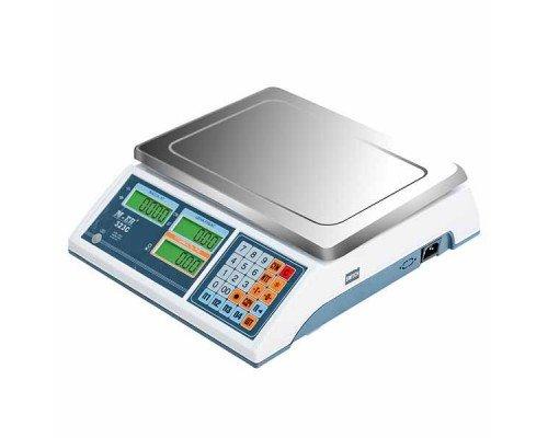 Весы M-ER 322AC-15.2 LCD Ibby элеткронные торговые без стойки до 15 кг