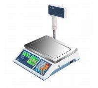 Весы M-ER 322ACPX-30.2 LСD Ibby электронные торговые со стойкой до 30 кг