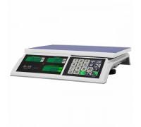 Весы M-ER 326-15.2 LCD элеткронные торговые без стойки до 15 кг