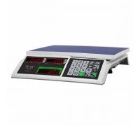 Весы M-ER 326-15.2 электронные торговые без стойки до 15 кг