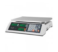 Весы M-ER 327-15.2 LCD электронные торговые без стойки до 15 кг