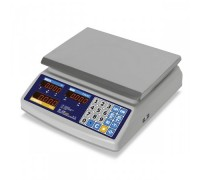 Весы M-ER 329AC-32.5 IP68 Fisher Led настольные торговые
