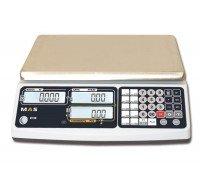 Весы MR1-6 электронные торговые без стойки до 6 кг