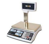 Весы MR1-6P электронные торговые со стойкой до 6 кг