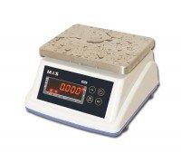 Весы MSWE-15 электронные фасовочные пылевлагозащищённые до 15 кг