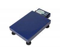 Весы MAS PM1B-150M электронные напольные мобильные до 150 кг платформа 40*50 см
