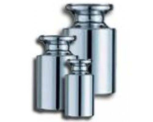 Гиря 2 кг М2 хромированная сталь