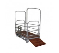 Весы механические ВТ 8908-1000СХ,500СХ для молодняка КРС и свиней