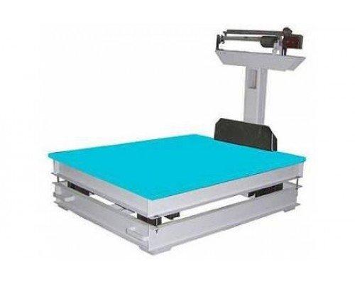 Весы механические ВТ 8908-2000 напольные до 2000кг платформа 1250х1250
