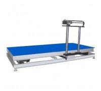 Весы механические ВТ 8908-3000 напольные до 3000кг платформа 2000х1500
