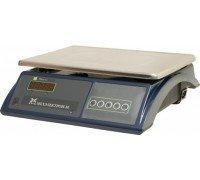 Весы ВЭТ-6-0,5/1-2С-ДБ электронные фасовочные без стойки до 6кг