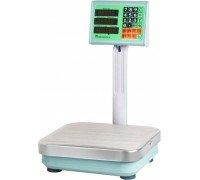Весы ВЭТ-30-5-3С-ТДБ электронные товарные со стойкой до 30кг