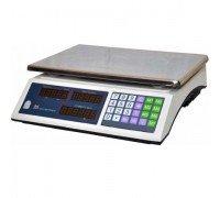 Весы ВР 4900-15-2АБ электронные торговые без стойки до 15 кг