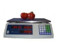 Весы ВР 4900-15-5АБ-02 электронные торговые без стойки до 15 кг