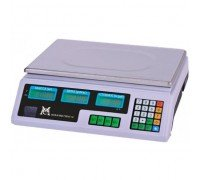 Весы ВР 4900-30-5АБ-06 электронные торговые без стойки до 30 кг