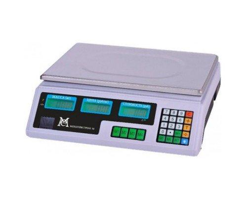 Весы ВР 4900-15-5АБ-06 электронные торговые без стойки до 15 кг