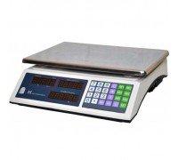 Весы ВР 4900-30-10АБ-02 электронные торговые без стойки до 30 кг