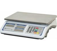 Весы ВР 4900-30-2Д-ДБ-16 электронные торговые без стойки до 30кг