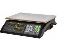 Весы ВР 4900-15-2Д-ДБ 10 электронные торговые без стойки до 15кг