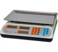 Весы ВР 4900-30-АБ 12 электронные торговые без стойки до 30кг