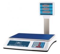 Весы ВР 4900-30-5САБ-07 электронные торговые со стойкой до 30 кг