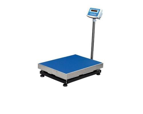Весы ВСП-150/50-5КС электронные напольные до 150 кг платформа 40*50 см