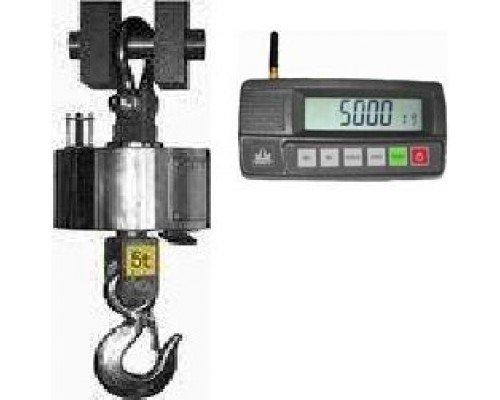 Весы ЕК-СМ- 5 Крановые электронные до 5 тонн