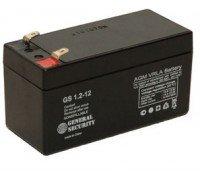 Аккумулятор 12V 1.2Ah для Касби-02К и ОКА-102К