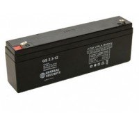 Аккумулятор 12V 2.3Ah для ЭКР-2102К, МИКРО-103К и МИКРО-104К